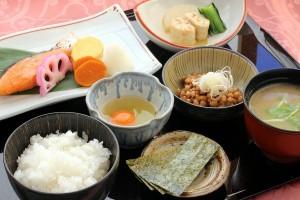宍戸和朝食