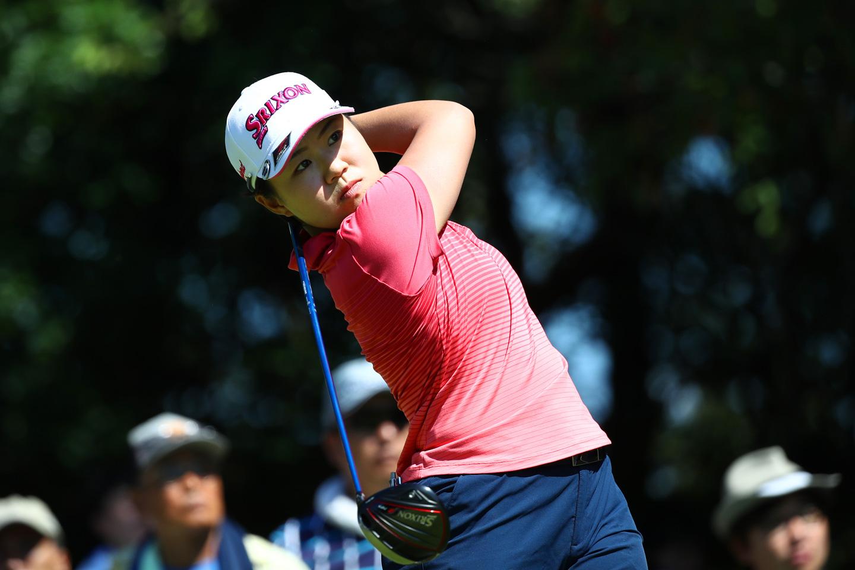 女子 プロ ゴルフ トーナメント 速報